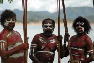 Guugu Yimithirr warriors