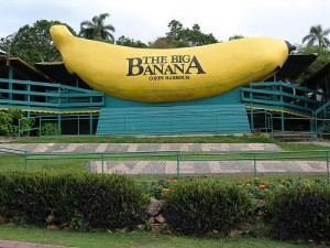 The Big Banana, Coffs Harbour, NSW