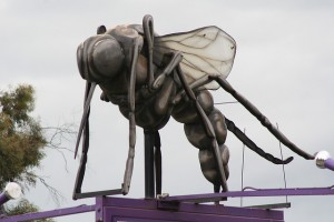 The Big Mosquito, Hexham, NSW