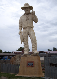 The Big Miner, Ballarat, VIC.
