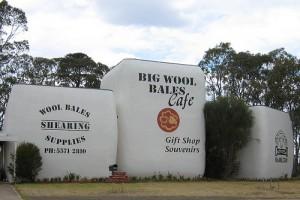 Big Wool Bales Hamilton VIC