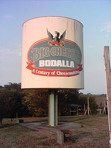 The Big Cheese, Bodalla, NSW