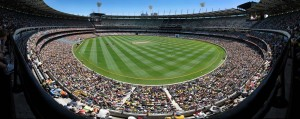 Cricket's Boxing Day Test at the Melbourne Cricket Ground.
