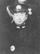 Imperial Japanese Navy Rear-Admiral Shoji Nishimura